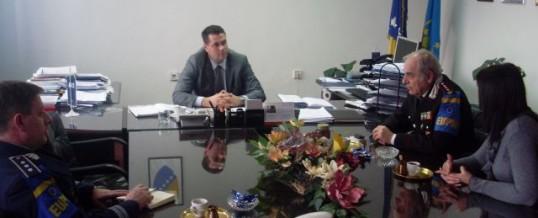 Zamjenik šefa misije EUPM-a u radnoj posjeti MUP TK-a