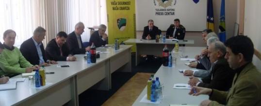 Održan sastanak sa predstavnicima lokalne zajednice