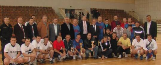 Ekipa JP za podršku pobjednik turnira