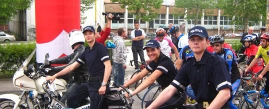 Promovisana biciklistička patrola policije