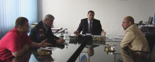 Radni sastanak sa predstavnicima EUPM-a