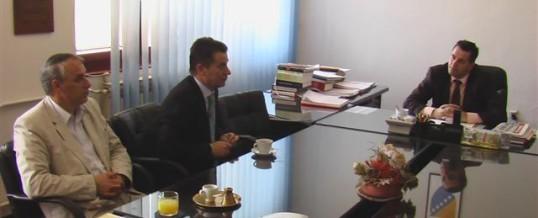 Zamjenik ministra sigurnosti BiH u posjeti MUP TK
