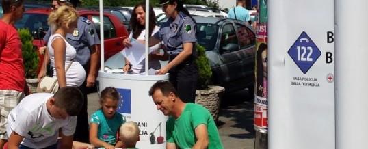 """Promocija kampanje """"Biraj život bez oružja"""" u Srebreniku i Živinicama"""