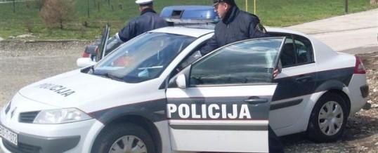 PU Tuzla –  Lišen slobode J.M. zbog ugrožavanja učesnika u saobraćaju i vožnje pod dejstvom alkohola