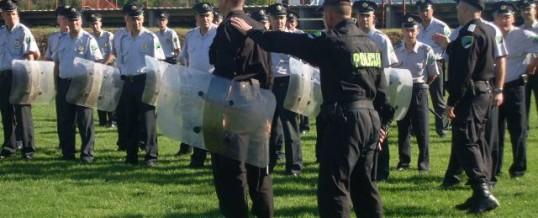 Obuka službenika policije Uprave policije MUP TK-a