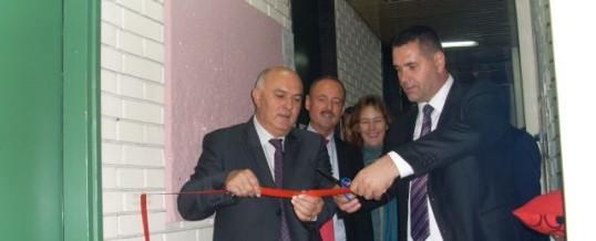 Ceremonija zvaničnog otvaranja namjenskih  prostorija za djecu u PU  Tuzla