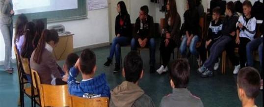 Održane edukativne radionice u Srebreniku