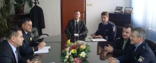 Šef EUPM-a u radnoj posjeti MUP TK-a