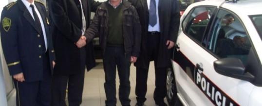 PS Gračanica dobila novi službeni automobil
