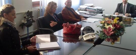 Radni sastanak sa predstavnicima OSCE-a