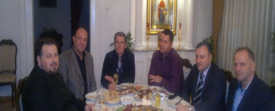 Predstavnici MUP TK-a prisustvovali Božićnom prijemu