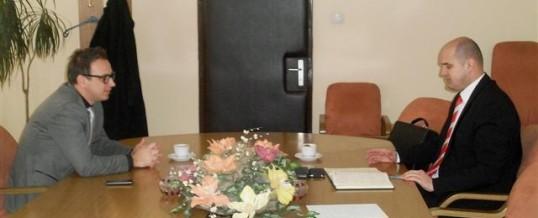 Zamjenik ministra sigurnosti BiH u radnoj posjeti MUP TK