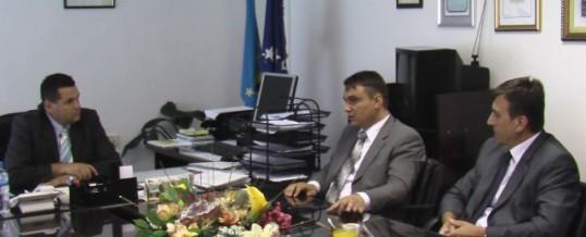 Ministar sigurnosti BiH u radnoj posjeti MUP TK-a
