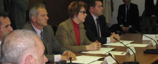 Sarajevo – Potpisan protokol o primopredaji i donaciji  opreme za efikasnije provođenje sporazuma o readmisiji