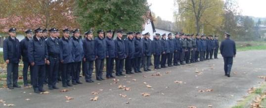 Održana redovna smotra i obuka policijskih službenika Policijske uprave Tuzla