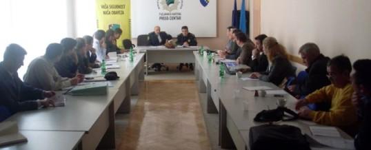 Održan radni sastanak s predstavnicima osiguravajućih kuća