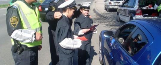 """Započele aktivnosti """"Školskih patrola"""" u Tuzli"""