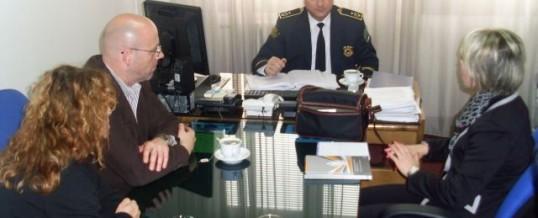 Sastanak sa predstavnicima OSCE-a