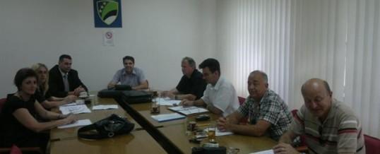 Ministar Gutić prisustvovao radnom sastanku Nezavisnog odbora
