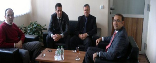 Posjeta Međunarodnoj školi Tuzla
