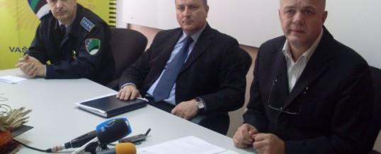 Održana press konferencija