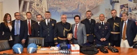 Studijska posjeta italijanskoj policiji