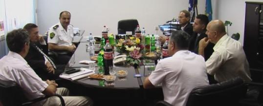 Federalni ministar unutrašnjih poslova u radnoj posjeti MUP TK-a