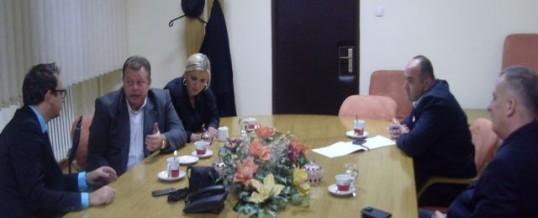 Predstavnici ICITAP-a u radnoj posjeti MUP TK-a
