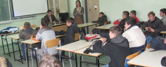Preventivna radionica za učenike MSŠ Gračanica