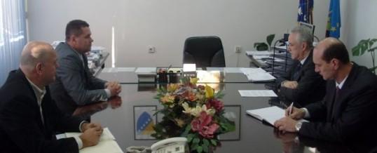 Potpredsjednik FBiH u radnoj posjeti MUP TK-a