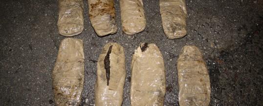 """Pronađeno oko 7 kilograma opojne droge """"Marihuana"""""""