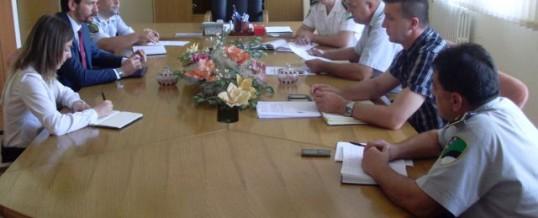 Održan sastanak sa predstavnicima UNDP-a