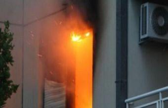 Spašeni stanari i ugašen požar u Živinicama