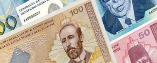 Pojava krivotvorenih novčanica na području općine Tuzla