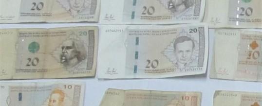 PU Lukavac – Oduzeto 40 novčanica za koje se sumnja da su falsifikovane