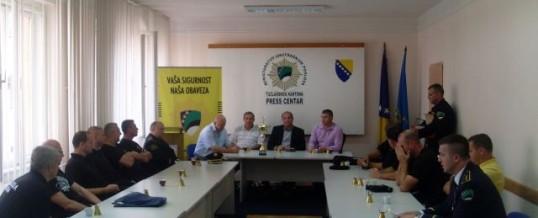 Učešće ekipe MUP TK-a na Svjetskom prvenstvu u malom fudbalu za policijske službenike