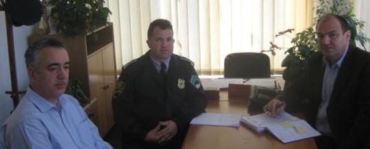 Radna posjeta Policijskoj stanici Čelić