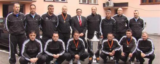 Ekipa MUP TK-a svjetski prvak u malom nogometu