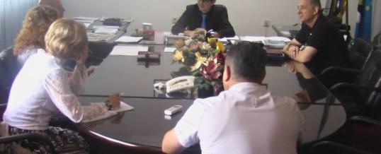 MUP TK – Radni sastanak sa predstavnicima OSCE-a