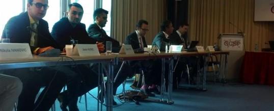 """Ministar Amir Husić učesnik konferencije """"Uspostava okvira za nacionalnu sajber sigurnost"""" u Ženevi"""