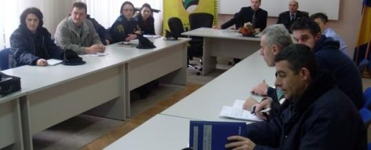 Održana prezentacija nove policijske evidencije