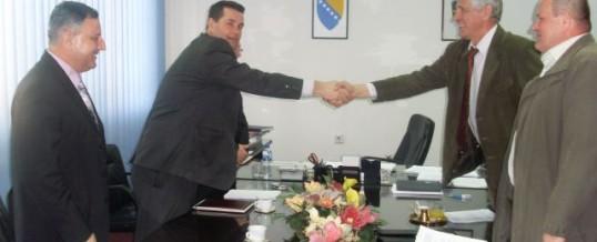 Potpisan Sporazum o preuzimanju državnih službenika  između MUP TK-a i KUCZ Tuzla