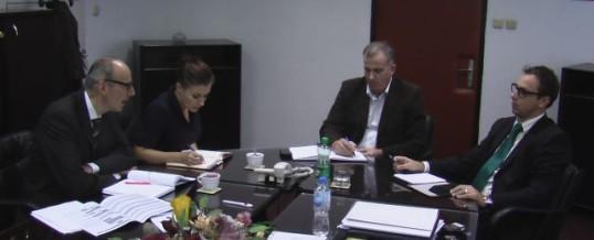 """Održan sastanak u vezi implementacije projekta """"IPA 2010 – komponenta 7"""""""