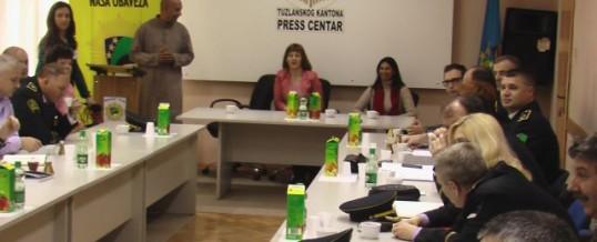 """Održano predavanje antistresnih  tečaj  za  policijske službenike  u organizaciji UG """"Umijeće življenja"""" Tuzla"""