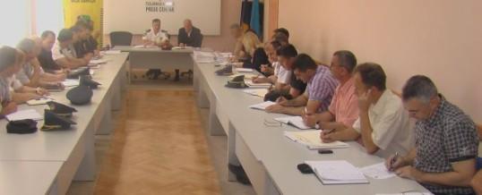 Uprava  Policije  MUP TK – Održan prošireni kolegij