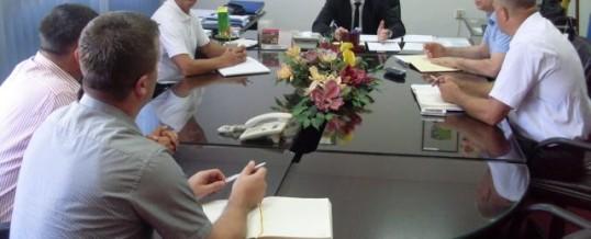 Održan sastanak sa predstavnicima Sindikata policije, Uprave policije MUP TK-a i Tužilaštva TK-a