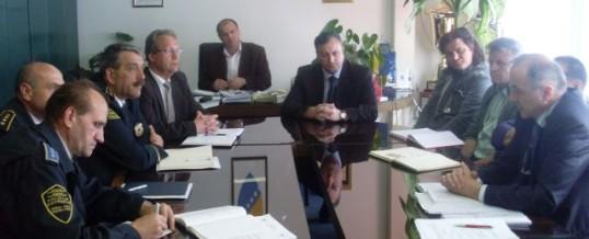 Radno-konsultativni sastanak sa predstavnicima FS BiH i fudbalskih klubova