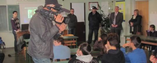 Održano edukativno predavanje za učenike osnovnih škola u Živinicama