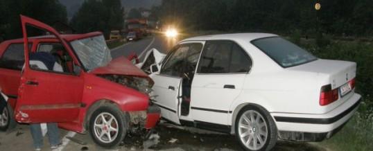 PS Srebrenik – saobraćajna nezgoda