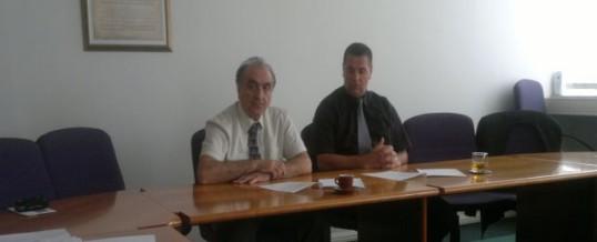 Potpisan ugovor između UNTZ-a i MUP TK-a